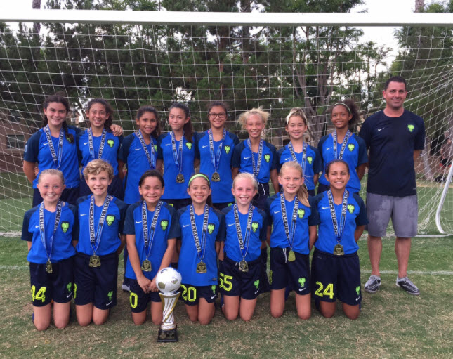 Freedom FC G05 Green - CHAMPIONS